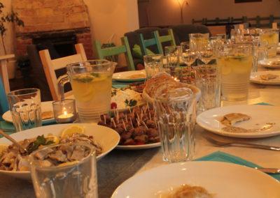 Restauracja na Kaszubach - Pensjonat Mięta i Woda